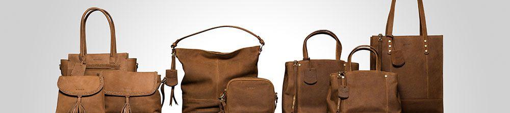 Burkely tassen, sleeves en portemonnees