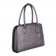 SOCHA Grey Diamond Businessbag 15.6 inch Voorkant