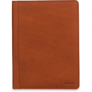 Burkely Vintage Bing A4 Filecover Cognac Voorkant