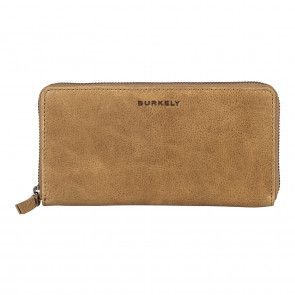 Burkely Antique Avery Wallet L Taupe Voorkant