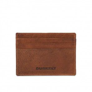 Burkely Card Wallet Cognac Voorkant