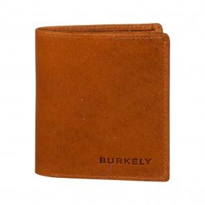 Burkely Dave Portemonnee Billfold High Cognac Voorkant