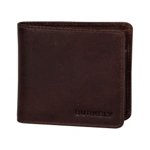 Burkely Dax Portemonnee Billfold Low Brown Voorkant