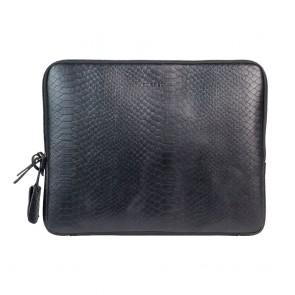 Burkely Eager Els Laptop Sleeve Zwart 13 inch Voorkant