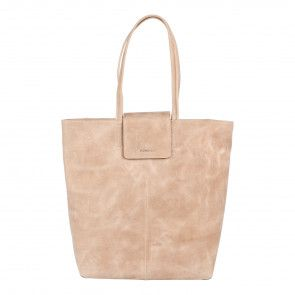 Burkely Stacey Star Shopper Sand Voorkant