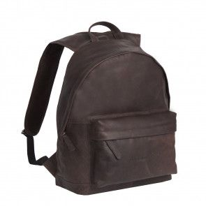 Chesterfield Stirling City Backpack Brown 15 inch Voorkant