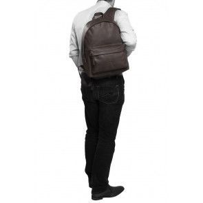 Chesterfield Stirling City Backpack Brown 15 inch Model