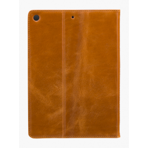 dbramante1928 Copenhagen 2 Leather Folio Case iPad Pro 10.2 inch Tan