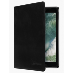 dbramante1928 Copenhagen 2 Leather Folio Case iPad Pro 10.2 inch Zwart