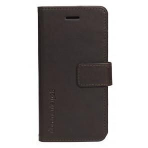 dbramante1928 Copenhagen Leather Wallet iPhone Hunter Dark Voorkant