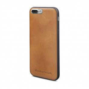 dbramante1928 Billund Back Cover iPhone 7 Plus Tan Achterkant