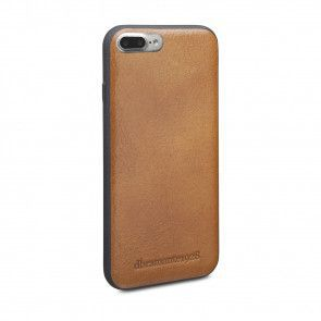 dbramante1928 Billund Back Cover iPhone 7 Plus Tan Achterkant