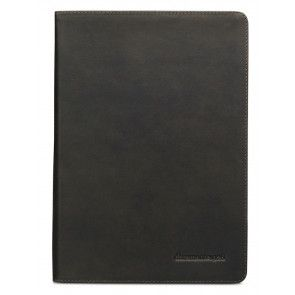 dbramante1928 Copenhagen 2 Leather Folio Case iPad Air 2 Hunter Voorkant