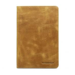 dbramante1928 Copenhagen 2 Leather Folio Case iPad Mini 4 Tan Voorkant