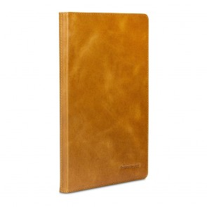 dbramante1928 Copenhagen 2 Leather Folio Case iPad Pro 10.5 inch Tan Voorkant