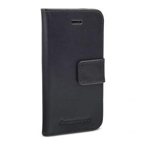 dbramante1928 Copenhagen Leather Wallet iPhone 5/5S/SE Hoesje Hunter Voorkant