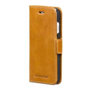 dbramante1928 Copenhagen Leather Wallet iPhone 8/7/6 Plus hoesje Tan Voorkant