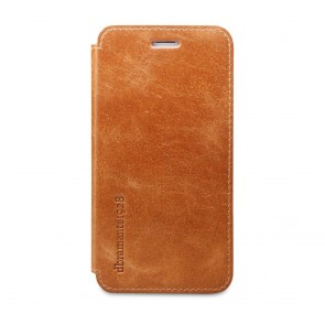 dbramante1928 Frederiksberg 2 Leather Wallet iPhone 6/6S Tan voorkant