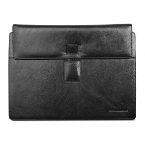 dbramante1928 Hellerup Leather Envelope Microsoft Surface Pro 3 Black voorkant