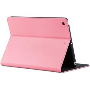 dbramante1928 Leren iPad Case 2017/2018 Mode Tokyo Lady Pink Stand