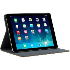 dbramante1928 Leren iPad Case 2017/2018 Copenhagen 2 Tan Kijkstand