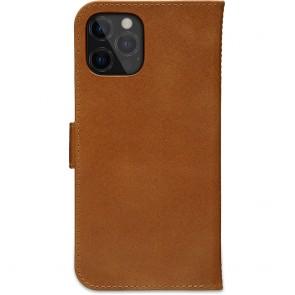 dbramante1928 Leren Wallet Hoesje iPhone 12 & 12 Pro Copenhagen Tan Achterkant