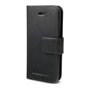 dbramante1928 Lynge Leather Wallet iPhone 5/5S/SE Hoesje Hunter Voorkant