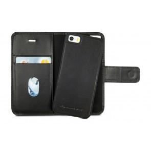 dbramante1928 Lynge Leather Wallet iPhone 5/5S/SE Hoesje Hunter Binnenkant