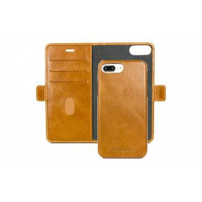 dbramante1928 Lynge Leather Wallet iPhone 8/7/6 Plus hoesje Tan Binnenkant