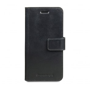 dbramante1928 Lynge Leather Wallet Samsung S7 Edge Black voorkant