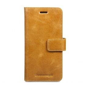 dbramante1928 Lynge Leather Wallet Samsung S7 Edge Tan voorkant