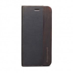 dbramante1928 Risskov iPhone 6/6S Hunter Dark & Black Wood voorkant