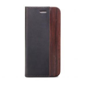dbramante1928 Risskov iPhone 6/6S Plus Hunter Dark & Black Wood voorkant