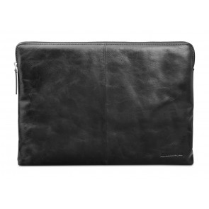 dbramante1928 Skagen Leather Sleeve MacBook 13 inch Dark Brown voorkant