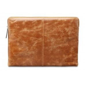 dbramante1928 Leren Laptop Sleeve 15 inch MacBook Pro Skagen Tan voorkant