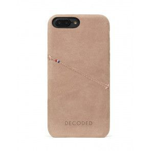 Decoded iPhone 7/6S/6 Leather Back Cover Rose