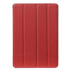 Decoded Leather Slim Cover iPad Pro 9,7 inch Red voorkant