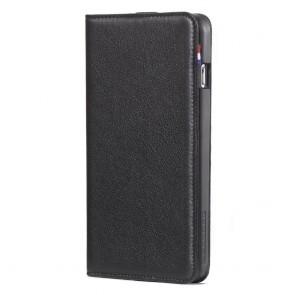 Decoded iPhone 6 Plus Leather Wallet Case Black Binnenkant Voorkant