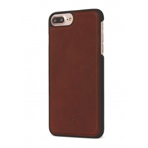 Decoded Leather 2 in 1 Wallet Case iPhone 7 Plus/6S Plus/6 Plus Brown Back cover
