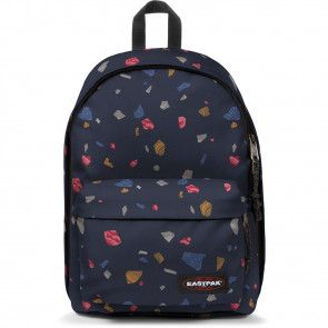 Eastpak Laptop Rugzak 14 inch Out of Office Terro Night Voorkant