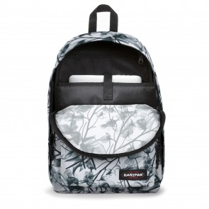 Eastpak Out of Office Rugzak Black Ray 14 inch Open