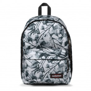Eastpak Out of Office Rugzak Black Ray 14 inch Voorkant