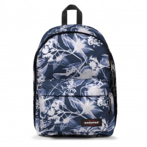 Eastpak Out of Office Rugzak Navy Ray 14 inch Voorkant