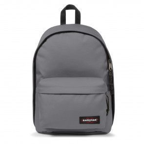 Eastpak Out of Office Rugzak Woven Grey 14 inch Voorkant