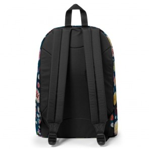 Eastpak Out of Office Rugzak Navy Plucked 14 inch Achterkant