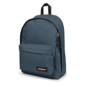 Eastpak Out of Office Rugzak Ocean Blue 14 inch Voorkant