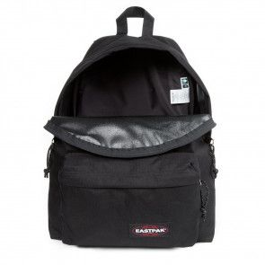 Eastpak Padded Pak'r Rugzak Black Open