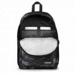 Laptoptas Eastpak Out of Office Rugzak Brize Bare 14 inch Open