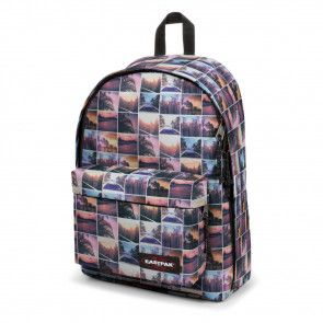 Eastpak Out of Office Rugzak Pink Filter 14 inch Voorkant