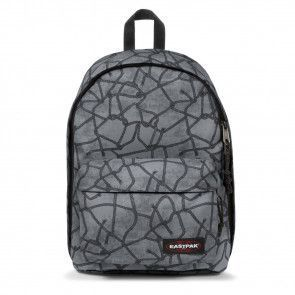 Laptoptas Eastpak Out of Office Rugzak Sailor Ropes 14 inch Voorkant